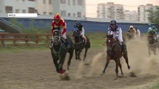Традиционные конные скачки прошли в столице Якутии