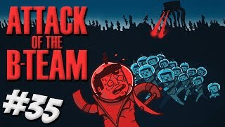 Attack Of The B-Team - Episode 35 - Nyan Pig Launcher!
