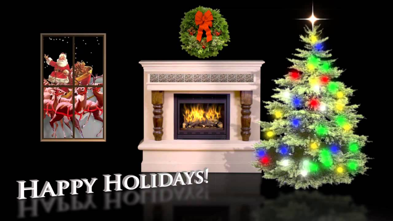 Happy holidays merry christmas seasons greetings video happy holidays merry christmas seasons greetings video greeting card kristyandbryce Choice Image