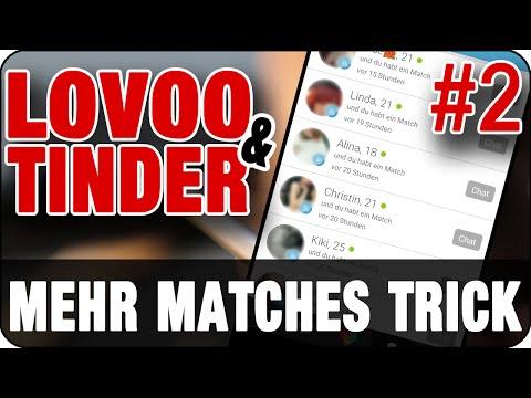 TINDER & LOVOO TIPPS: Methode für mehr Match Votes   Das große Special (2/3) von YouTube · Dauer:  2 Minuten