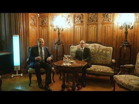 Հայաստանի և Ռուսաստանի արտգործնախարարների հանդիպումը