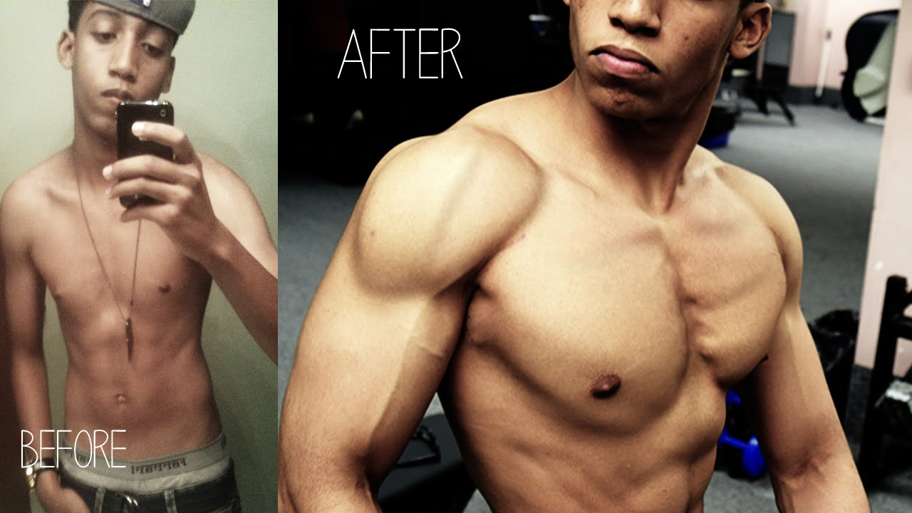 Push Up Results Before And After Www Pixshark Com