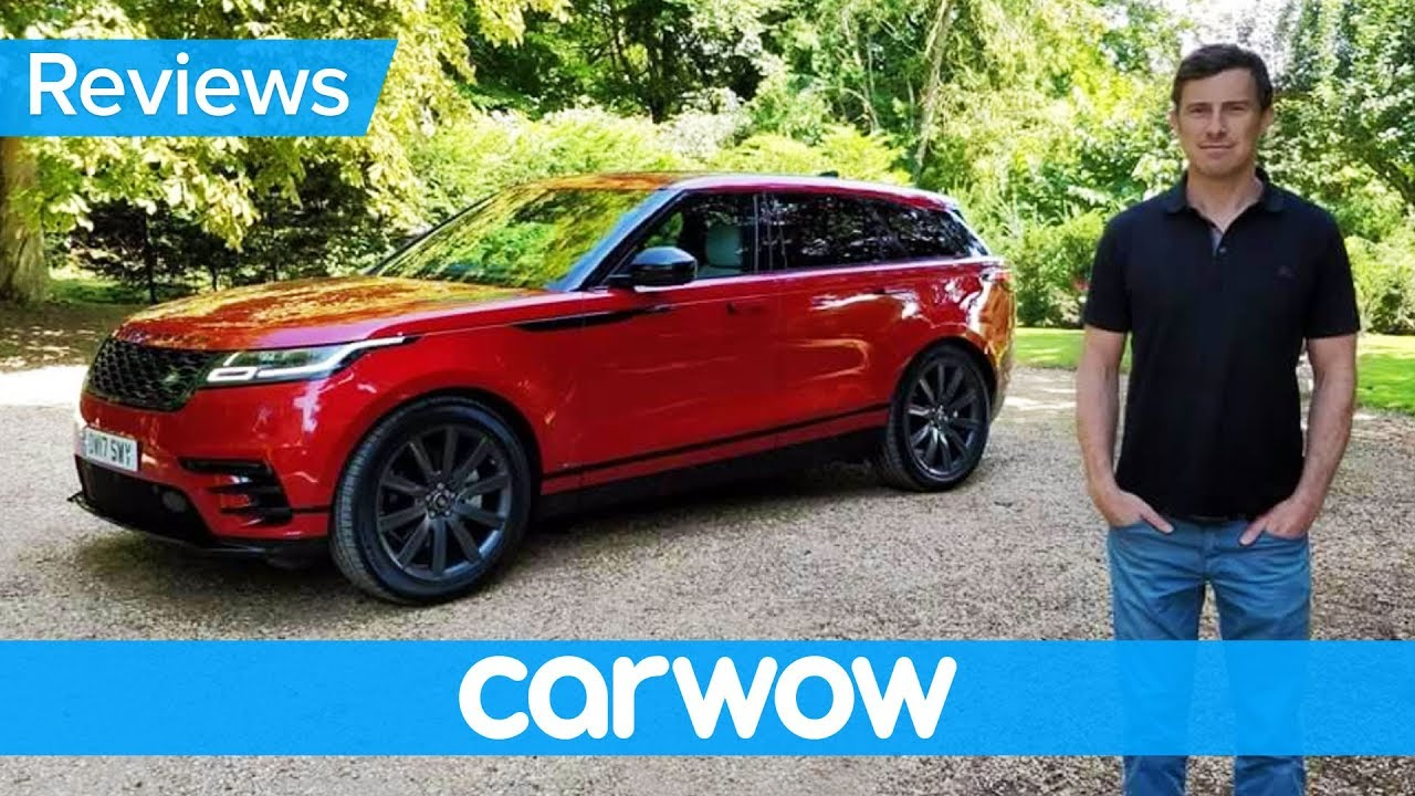 Range Rover Velar 2018 SUV in-depth review | Mat Watson Reviews
