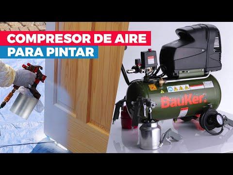 ¿Cómo Elegir Un Compresor De Aire Para Pintar?