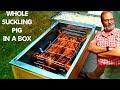 La Caja Asadora, La Caja China, Cuban Pig Roaster home video
