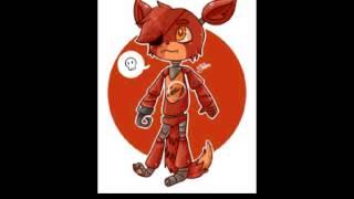 Animatronics Foxy X Chica Yo Te Esperare