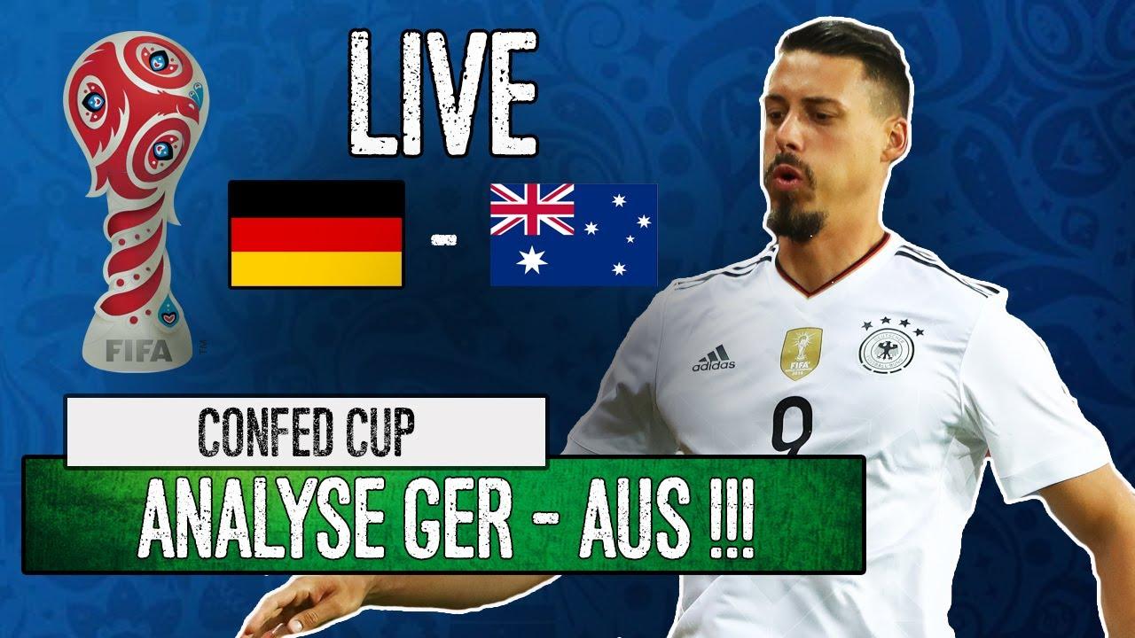 Confed Cup Live