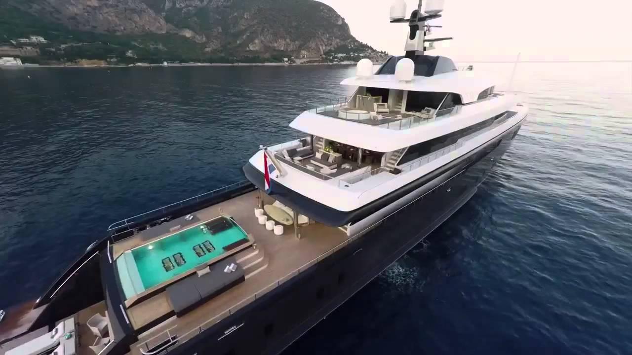 ICON Yacht - YouTube