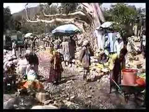 Small market (Yemen, beginning of the 90's)