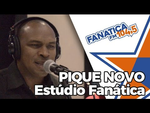Estúdio Fanática FM: Pique Novo - Supra Sumo Do Amor