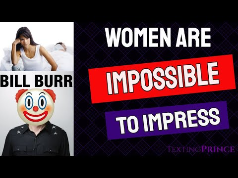 Are Women IMPOSSIBLE to Impress? from YouTube · Duration:  14 minutes 19 seconds