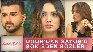 Zuhal Topal'la 213. Bölüm (HD) | Uğur'dan Sayoş'a Şok Eden Sözler!