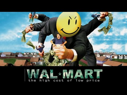 Walmart: The High Cost of Low Price • FULL DOCUMENTARY FILM • BRAVE NEW FILMS