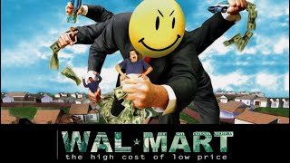 Walmart: The High Cost of Low Price • FULL DOCUMENTARY FILM • BRAVE NEW FILMS(The film exposes Wal-Mart's unscrupulous business practices through interviews with former employees, small business owners, and footage of Walmart ..., 2014-11-26T14:46:45.000Z)