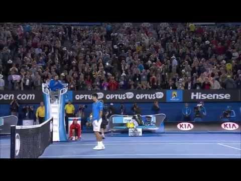 The Men's Final highlights - Australian Open 2015