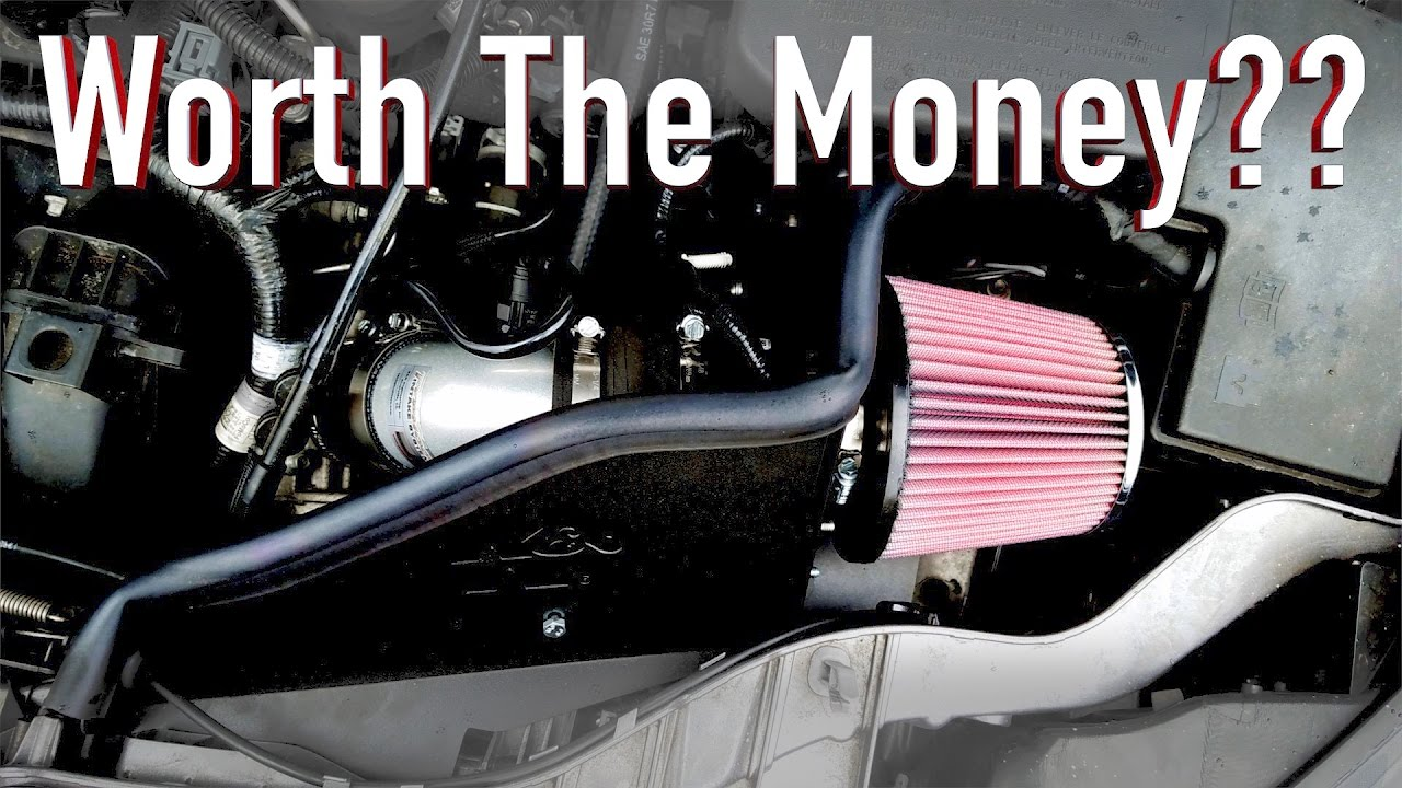 10 Most powerful cold air intake systems of 2019 - Auto