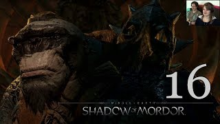 "Middle Earth: Shadow Of War - Part 16 ""Siege Assault"""
