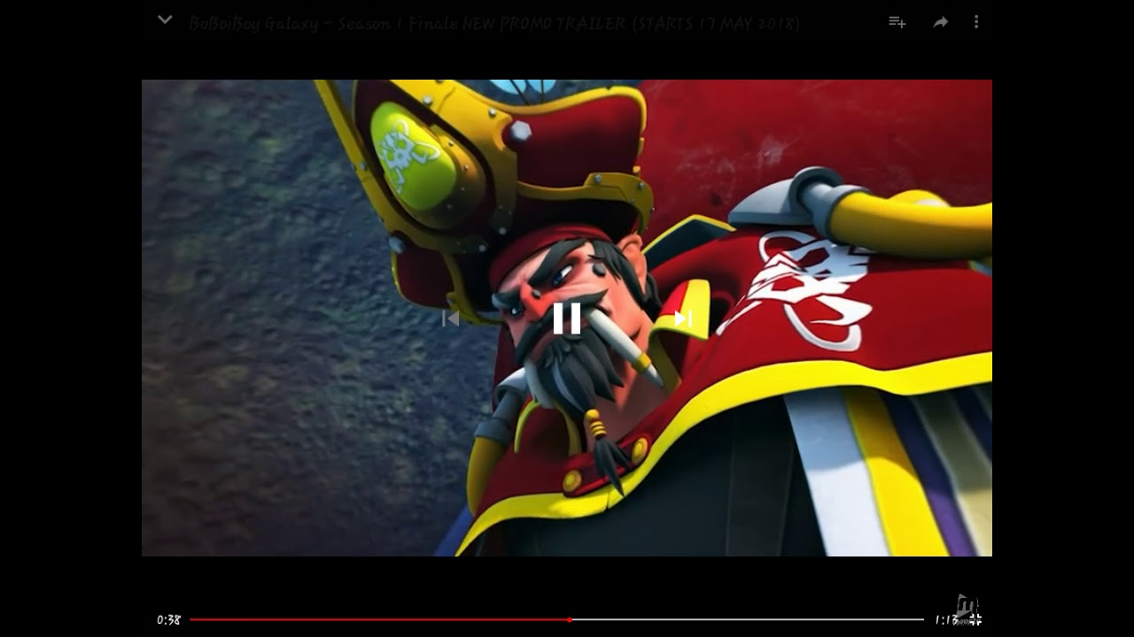 Boboiboy Solarcahaya I Found Him In Promo Finale See Dec Youtube