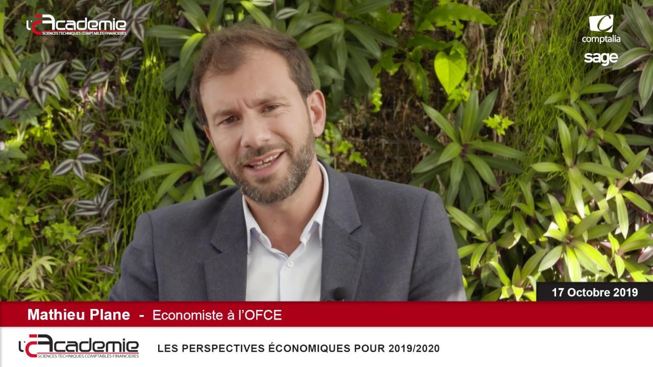 Les Entretiens de l'Académie : Mathieu Plane