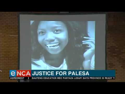Justice For Murderd Student Palesa Madiba Youtube