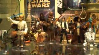 Star Wars Display Part 1: My Action Figure Corner