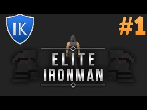 Ikov RSPS   Elite Ironman Road to Rank One + HUGE GIVEAWAY! [Episode 1]