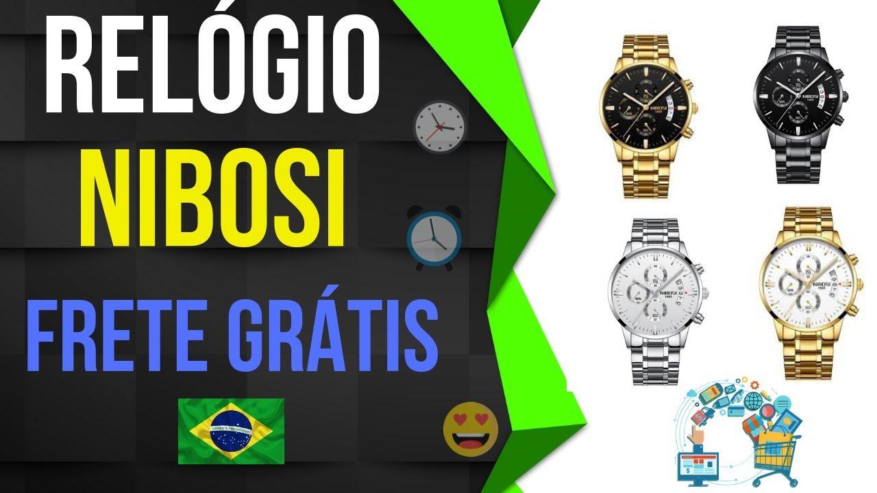 d8fa449c516 Relógio Nibosi