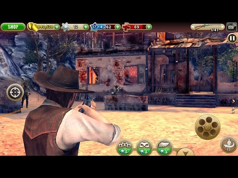 Six-Guns: Gang Showdown Gameplay (by Gameloft )