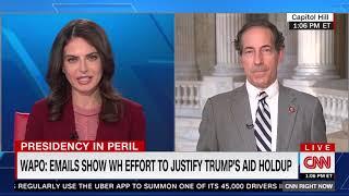 CNN - Raskin Reflects on Weeks of Public Hearings