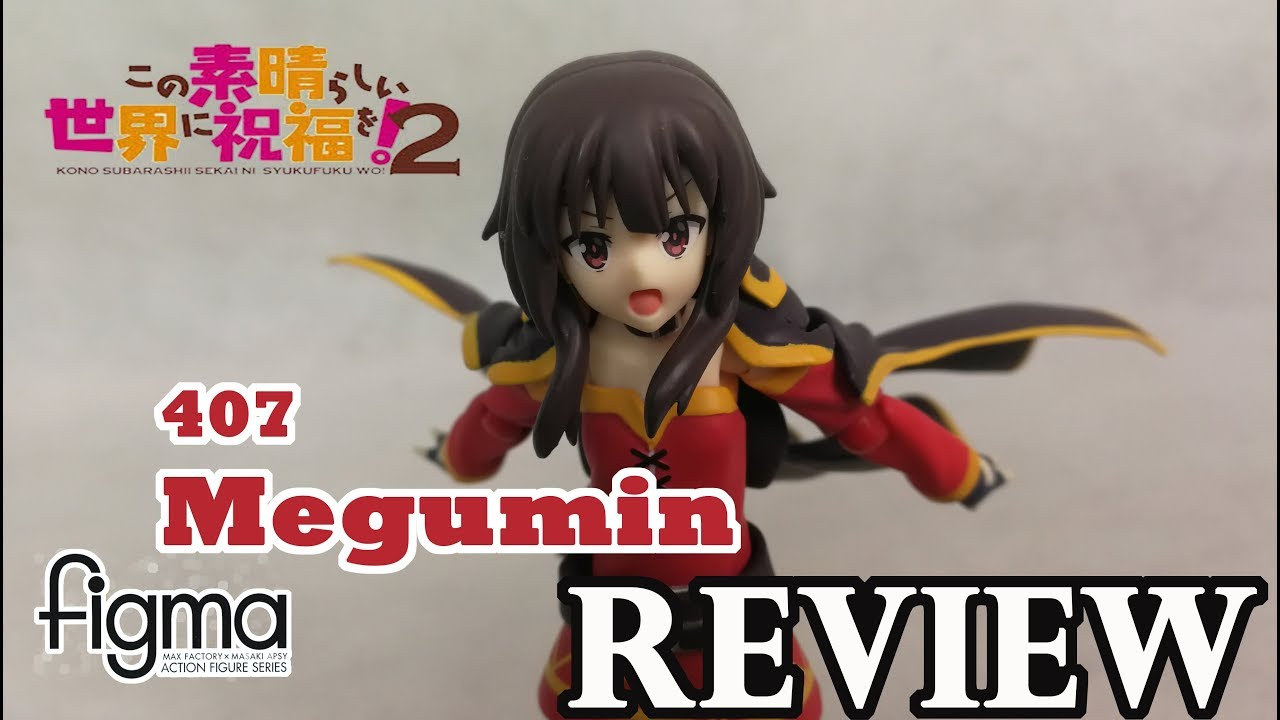 New item Figure Authentic Japan Sega KonoSuba Megumin