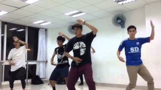 Son Nguyen Choreography | My Everything by Tien Tien