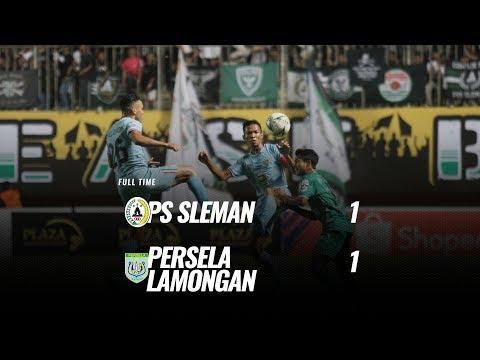 [Pekan 14] Cuplikan Pertandingan PS Sleman vs Persela Lamongan, 15 Agustus 2019