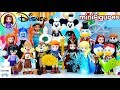 Lego Disney Minifigures Series 2 Complete Set Dress Up w/ Lego Friends and Princesses