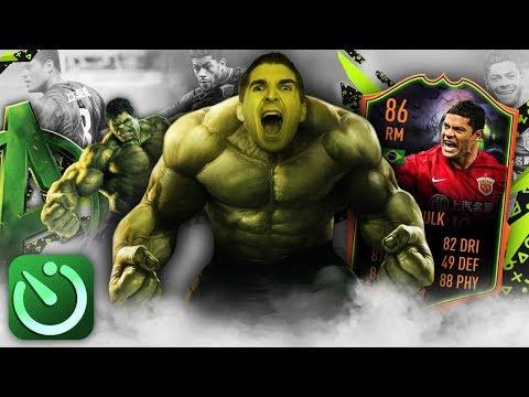 НЕВЕРОЯТНЫЙ ХАЛК В СОСТАВЕ ЗА 5 МИНУТ FIFA 20