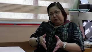 La situation des femmes aux Philippines : un interview avec Mme Sylvia Estrada-Claudio