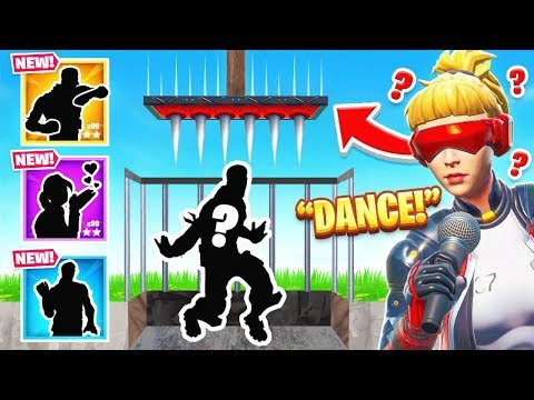 COPY The DANCE For RARE LOOT (Fortnite)