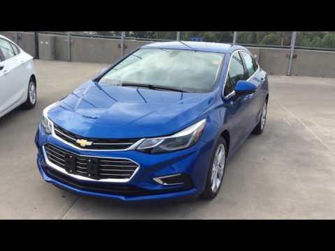 All-New 2016 Chevrolet Cruze Model Comparison