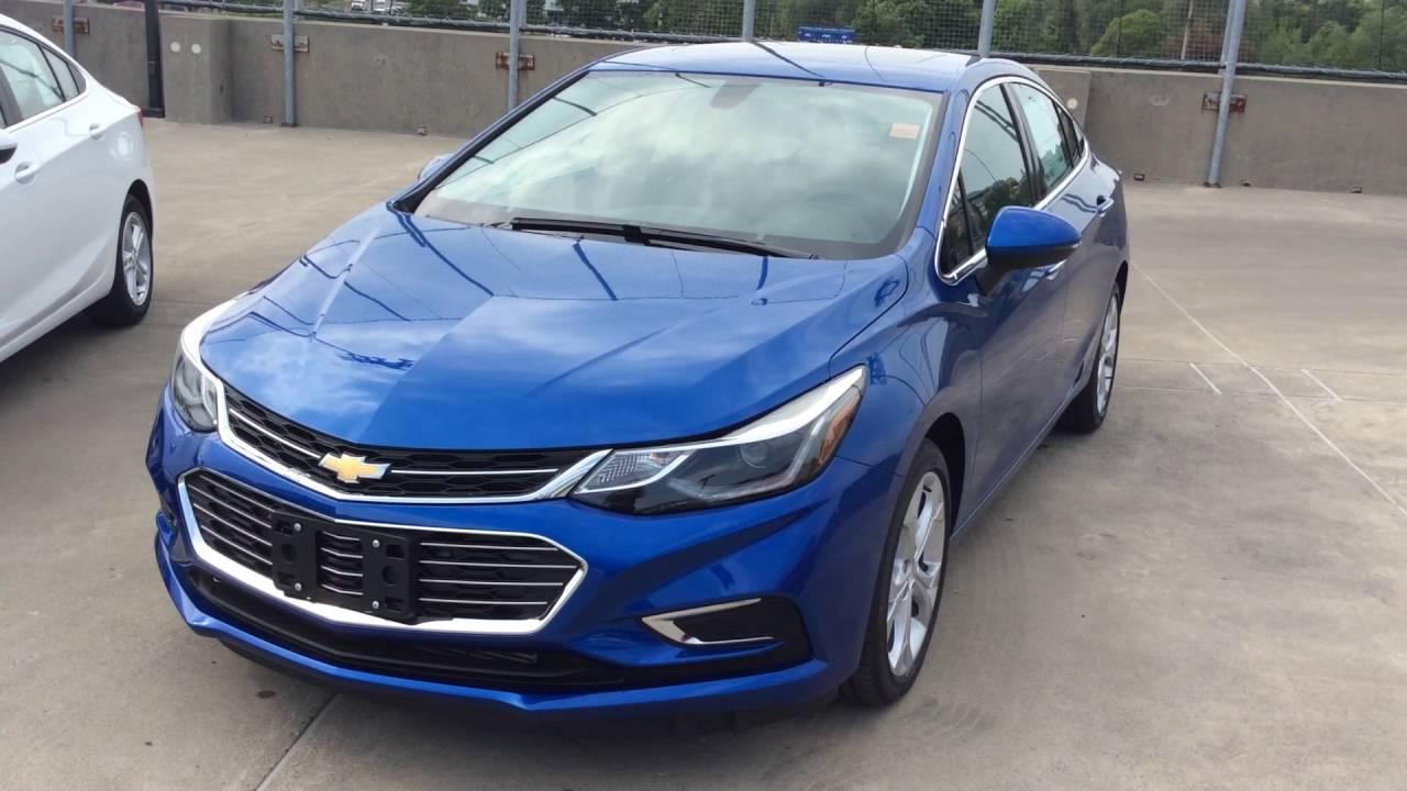 All-New 2016 Chevrolet Cruze Model Comparison - YouTube