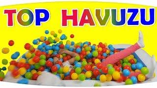 TOP HAVUZU CHALLENGE - Eğlenceli Video, Funny Videos - Fenomen Tv