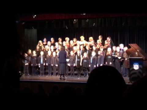 Geelong Youth Choir  Shakleton