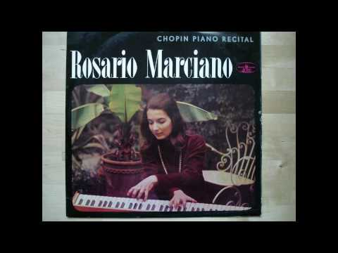 ROSARIO MARCIANO plays Chopin pt 1/3