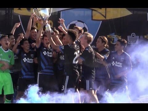 Trophy Celebrations NorCal Soccer Spring Showcase 2017