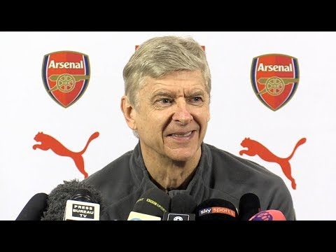 Arsene Wenger Full Pre-Match Press Conference - Bournemouth v Arsenal - Premier League