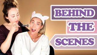BEHIND THE SCENES -  Zu Hause bei Hatice Schmidt Follow me around