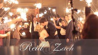 Reid and Zach {a wedding film}