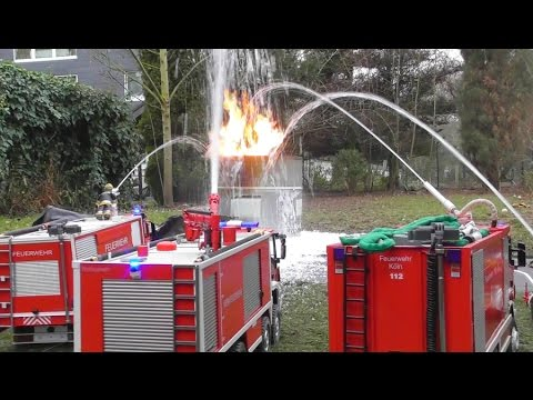 HEAVY TANK FIRE 🔥BIG RC FIRE TRUCKS MAKE A PERFECT JOB🔥RC LIVE ACTION