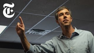 Beto O' Rourke in Iowa: Will His Star Power Win Votes? | NYT News
