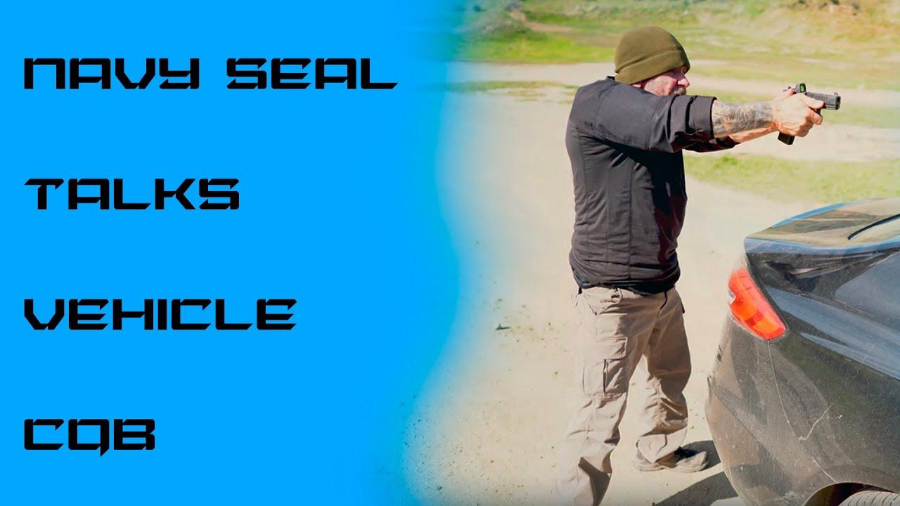 Vehicle Defense Concepts I Navy SEAL Jason Pike