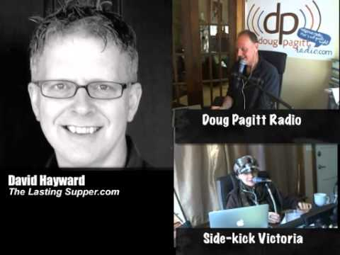 Doug Pagitt Radio With David Hayward about The Lasting Supper