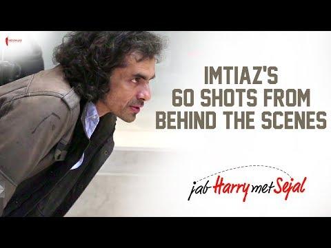 Imtiaz's 60 Shots from Behind the Scenes| Jab Harry Met Sejal |  Shah Rukh Khan , Anushka Sharma